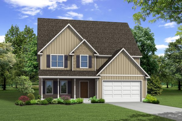 The Lanier now showing at Mulberry Estates, Riverbend at Bear Creek, Highland Gates, Georgian Acres and Grant Station