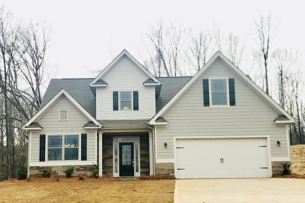 The Shelly - Lot 96 - Georgian Acres